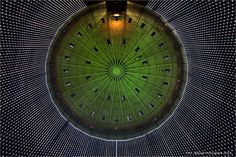 Gasometer .... Der schöne Schein von Bernd Hohnstock