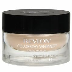 Buy Revlon ColorStay Whipped Creme Makeup, Ivory with free shipping on orders over $35, low prices & product reviews | drugstore.com