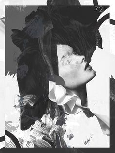 Four black and white collages created by Brussels, Belgium based illustrator and artist Raphael Vicenzi. Born in 1972 in Charleroi, Raphael Vicenzi is a se Collages, Collage Artwork, Photomontage, Sapo Meme, Graphisches Design, Collage Design, Fashion Collage, Grafik Design, Art Plastique