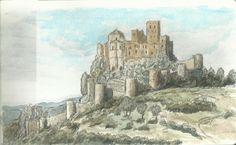 Castillo de Loarre. Aragon (Spain) AllrightsreservedtoBernardinoFernandezParra