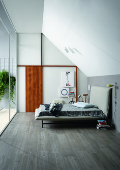 #Marazzi | #Treverktrend | #floor | #bedroom | #woodtiles | #andreaferrari | #allmarble | #outdoor