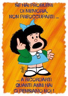 Immagine Di Buongiorno Gratis Con Mafalda Mafalda Pinterest
