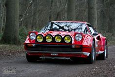 TRS Rally 2012