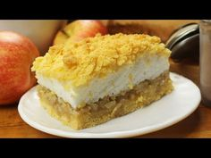 Cornbread, Cheesecake, Pie, Baking, Ethnic Recipes, Food, Youtube, Caramel, Millet Bread