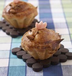 Brioches Petites poules (MAP) - recettes pour votre repas de Pâques