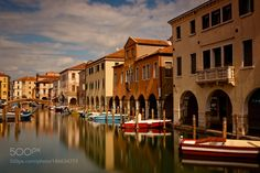 Chioggia by johnkamp #architecture #building #architexture #city #buildings #skyscraper #urban #design #minimal #cities #town #street #art #arts #architecturelovers #abstract #photooftheday #amazing #picoftheday