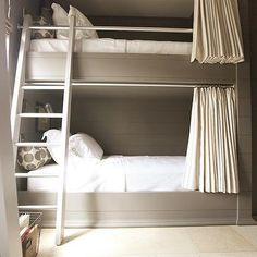 Built In Bunk Beds                                                       …