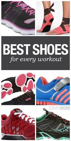 Shoes for every workout! Check them out!