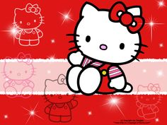 Hello Kitty: My one concession to girly stuff!