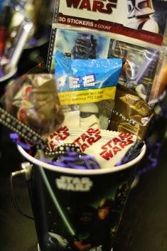 Star Wars Birthday Party Ideas | Photo 18 of 18 | Catch My Party