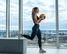 6 bästa övningarna för rumpan Fitness Diet, Yoga Fitness, Health Fitness, Sporty, Gym, Lifestyle, Blogg, Workouts, Travel