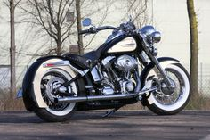"Harley-Davidson Softail Heritage ""Long John"" by Thunderbike Customs"