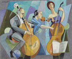 Le trio classique by Bela de Kristo