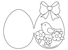 Holiday Crafts For Kids, Diy Crafts For Gifts, Christmas Crafts, Free Easter Coloring Pages, Easter Colouring, Card Making Tutorials, Kids Prints, Nature Crafts, Easter Crafts