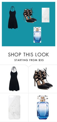 """Sin título #1904"" by albamor ❤ liked on Polyvore featuring WithChic, Native Union and Elie Saab"