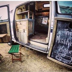 vanlife @misadventuretheory  #vancrush   For more van life pics check me out on…