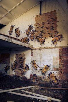 Street Art By Makatron - Melbourne (Australia)
