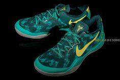 """9daf9c2a3e4b Nike Kobe 8 """"Green Camo"""" – Release Date Kobe Shoes"""