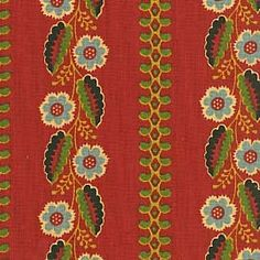 Reproduction Fabrics - turn of the 19th century, 1775-1825 > fabric line: Turkey Reds