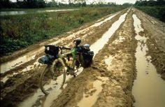Kapitán Pedales, un pionero de la vuelta al mundo en bicicleta (1990-1992)