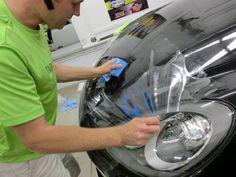 Clear Bra Paint Protection Film Vinyl Wrap (Invisable Scr...