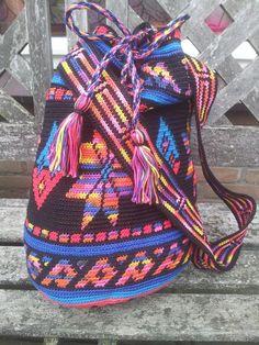 eerste échte mochila tas met behulp van de fijne groep: mochila look alike op facebook
