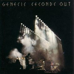 Genesis tour with Steve Hackett and Chester Thompson...Awesome Live Album