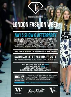 #londonfashionweek #fashiontvshow #fashionfinest MY LONDON FASHION WEEK IN ENGLISH AN IN FRENCH ! http://www.thecookiesroom.com/2015/02/my-london-fashion-week-february-2015.html