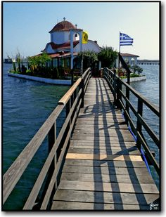 Easter Ambience at Porto Lagos, Xanthi by gargaro Greece Travel, Day Trip, Athens, Traveling By Yourself, Travel Inspiration, Scenery, Around The Worlds, Landscape, Boathouse