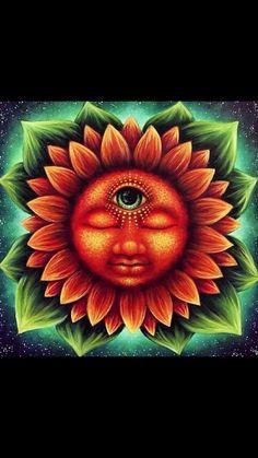#plantmedicine #flower #thirdeye