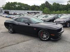 2015 Dodge Challenger SRT8 392