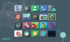 Furatto Icon Pack v2.2.9 [Patched]