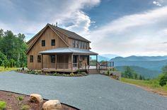 Ski Home Exterior. Rustic Ski Home Exterior. Rustic Ski Home Exterior Design. Rustic Ski Home Exterior #RusticSkiHomeExterior…
