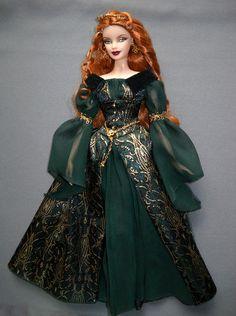 Legends of Ireland Aine Irish Barbie Doll | eBay