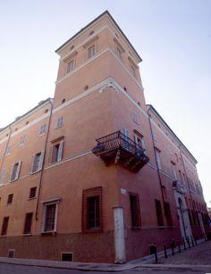 Palazzo Arrivabene anno 1481- Mantova