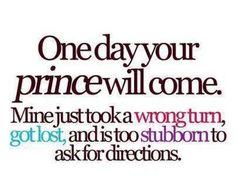 Lol! Probably true!
