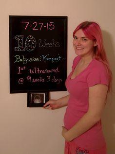 10 Weeks Pregnant