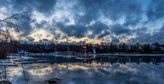Kuopio, 25th December 2013, still no snow