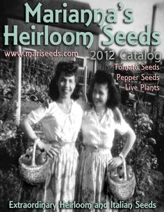 Marianna's Heirloom Seeds