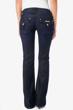Women's Signature Bootcut Petite Length Jean - Savage | Hudson Jeans