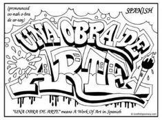 18 Best Yiddish Images Graffiti Art Bubble Letters Coloring Books