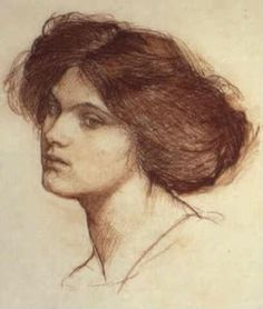 The Mysterious Models of John William Waterhouse by Cathy Baker :: John William Waterhouse :: johnwilliamwaterhouse.com