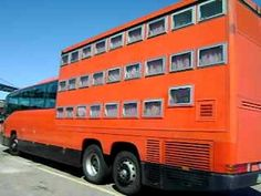 Mercedes Bus and Hotel
