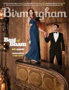 The Best of Birmingham Issue, September 2013