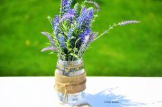 Celebrations Country Rustic Mason Jar Wedding by PennRustics