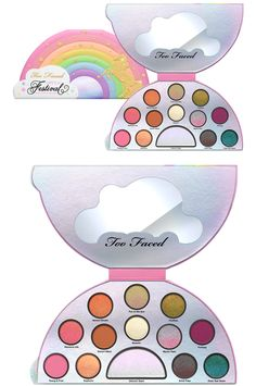 Too Faced Life's a Festival for Spring 2018