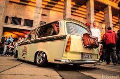 Trabant Wagon