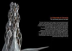 ::: Genoform ----- Contemporary Architecture: Vertical Cemetery
