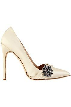 Wedding Style 1 (manolo blahnik fall/winter 2014-2015 collection)