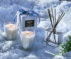Welcome to NEST New York, where mood is elevated and scent is celebrated. Our fragranced candles, diffusers, soaps, lotions, perfume, body care and gift collections transform the everyday with scents that transport, inspire and captivate the senses. Let NEST New York scent your world.
